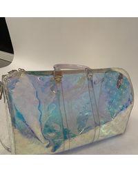 Louis Vuitton Bolsos en plástico multicolor Keepall Prism