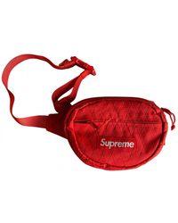Supreme Small Bag - Red