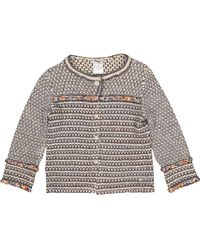 Chanel Multicolour Cotton Jacket