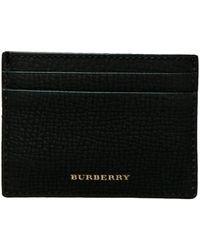 Burberry Petite maroquinerie en cuir - Multicolore