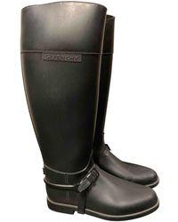 Givenchy Wellington Boots - Black