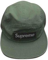 Supreme Hüte Mützen - Grün