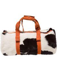 Bottega Veneta - Pony-style Calfskin Travel Bag - Lyst