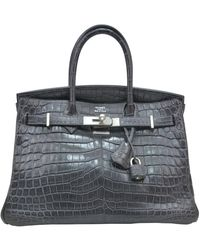 Hermès - Birkin 30 Krokodil Handtaschen - Lyst