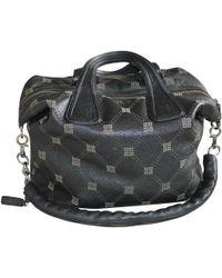 bf9d246772 Givenchy - Nightingale Black Leather Handbag - Lyst