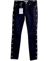 Givenchy Jeans slim - Nero