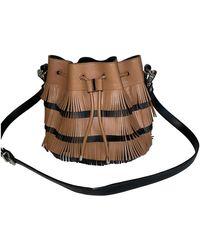 Proenza Schouler Leather Handbag - Brown