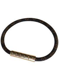 Louis Vuitton LV Confidential Leinen Armbänder - Mehrfarbig