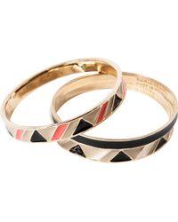 Sonia Rykiel - Pre-owned Multicolour Metal Bracelets - Lyst