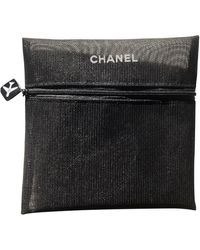 Chanel Vanity Case - Black