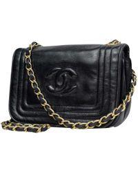 Pre-owned - 2.55 cloth handbag Chanel ldzR2