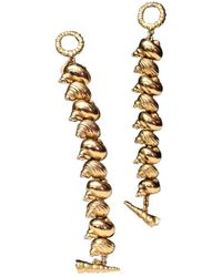 Dior - Gold Metal - Lyst
