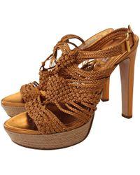 Pre-owned - Sandal Miu Miu Sale Cheap Price vFRArEv