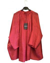 Ter Et Bantine Silk Shirt - Red