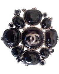 Chanel Broche Baroque - Noir