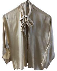 Dior Silk Blouse - Multicolor