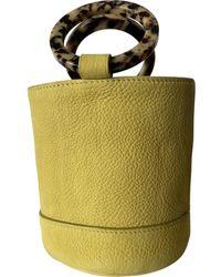 Simon Miller Small Bonsai Handbag - Yellow