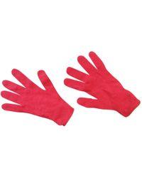 Hermès - Cashmere Gloves - Lyst