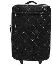 Chanel Canvas Travel Bag - Black