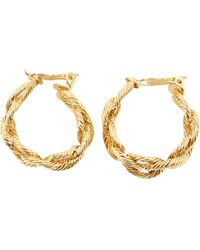 Chanel Earring - Metallic