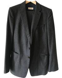 Dries Van Noten Wool Suit - Black