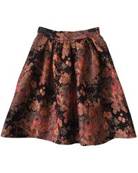Maje Mid-length Skirt - Multicolour