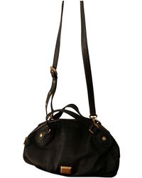 Marc By Marc Jacobs Classic Q Leather Crossbody Bag - Black
