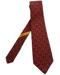 Ferragamo - Seide Krawatten - Lyst