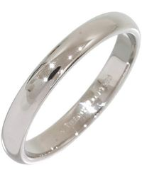 Tiffany & Co. Silver Platinum Jewelry - Metallic