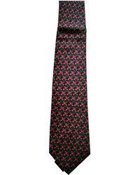 Dior Seide Krawatten - Rot