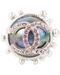 Chanel Ringe - Mettallic