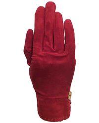Chanel Guantes - Rojo