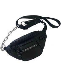 Alexander Wang Attica mini belt bag - Schwarz