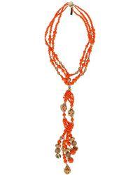 Blumarine Necklace - Metallic