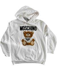 Moschino Sweat - Blanc