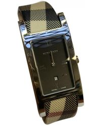 Burberry Steel Watches - Multicolor