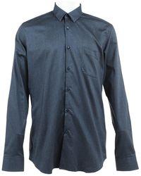 7c2dfa4070 Camicie in LOWER()Cotone LOWER()Blu