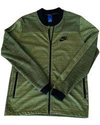 Nike Weste - Grün