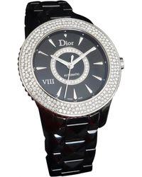 Dior - Pre-owned Viii Ceramic Watch - Lyst
