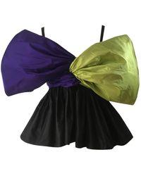 Isa Arfen Silk Camisole - Multicolor