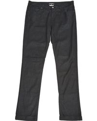 Chanel | Pre-owned Straight Jeans | Lyst