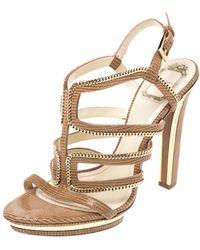 Dior Sandals - Brown