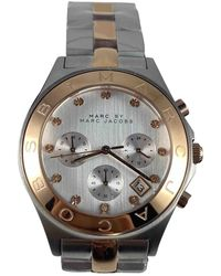 Marc By Marc Jacobs Watch - Blue