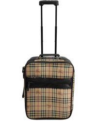 Burberry Other Cloth Bag - Multicolour