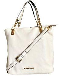 Michael Kors Cynthia Leder Handtaschen - Mehrfarbig