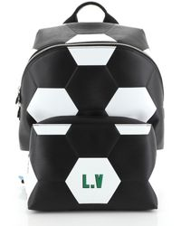 Louis Vuitton Apollo Backpack White Leather Bag