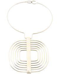 Roger Vivier Other Steel Necklace - Metallic