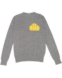 Loewe - Wool Top - Lyst