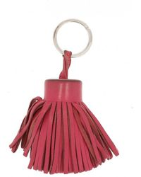 Hermès Leather Travel Bag - Red