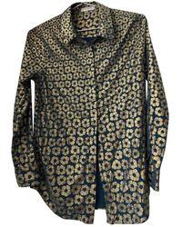Equipment Silk Shirt - Multicolor